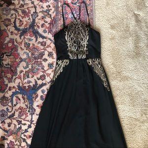 ASOS LITTLE MISTRESS floor-length formal gown